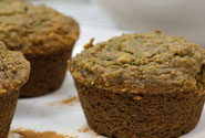 DELIGHTFUL BREAKFAST BANANA MUFFIN