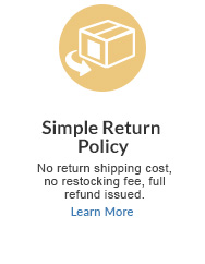 Simple Return Policy