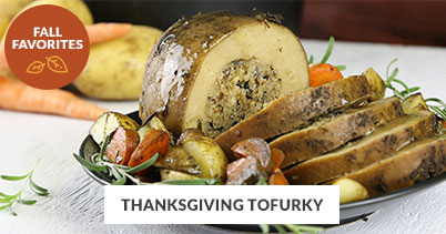 Fall Recipe Favorites: Thanksgiving Tofurky