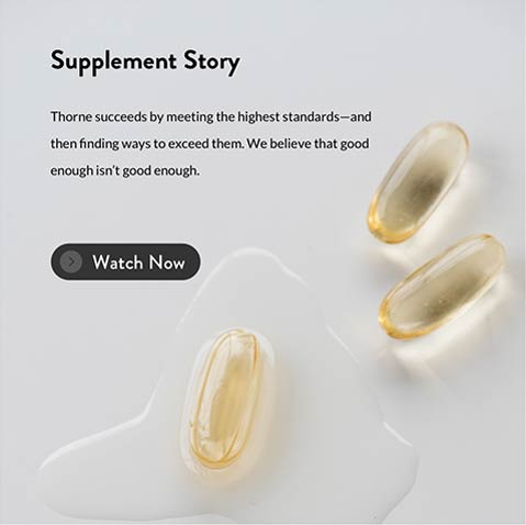 Supplement Story - Watch Now