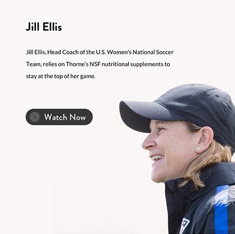 Jill Ellis - Watch Now