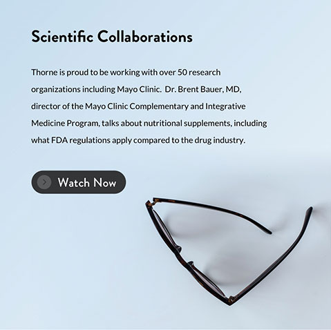 Scientific Collaborations - Watch Now