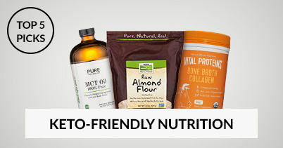 Top 5 Picks Keto-Friendly Nutrition