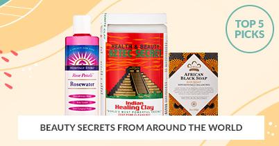 Top 5 Picks Natural Beauty Remedies