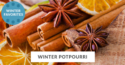 Winter Recipe Favorites: Winter Potpurri