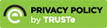 Privacy Policy by TRUSTe